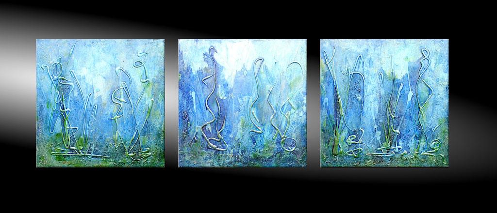 Atemberaubend Moderne Kunst kaufen | moderne Malerei | Gemälde kaufen #IT_17