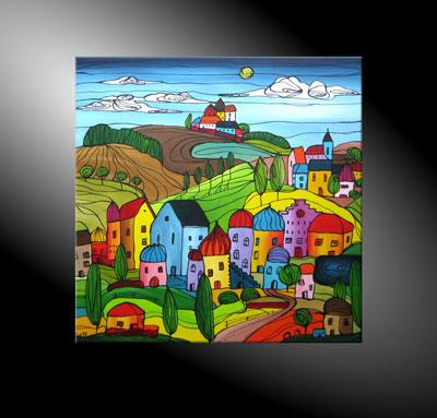 Malerei In Acryl Moderne Kunst Kaufen Handgemalte Originale Atelier Mico